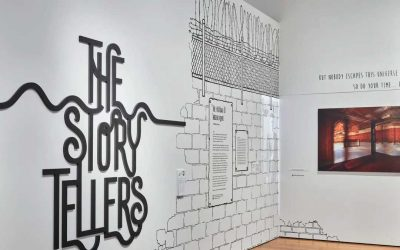 The Storytellers at the Museum of Brisbane