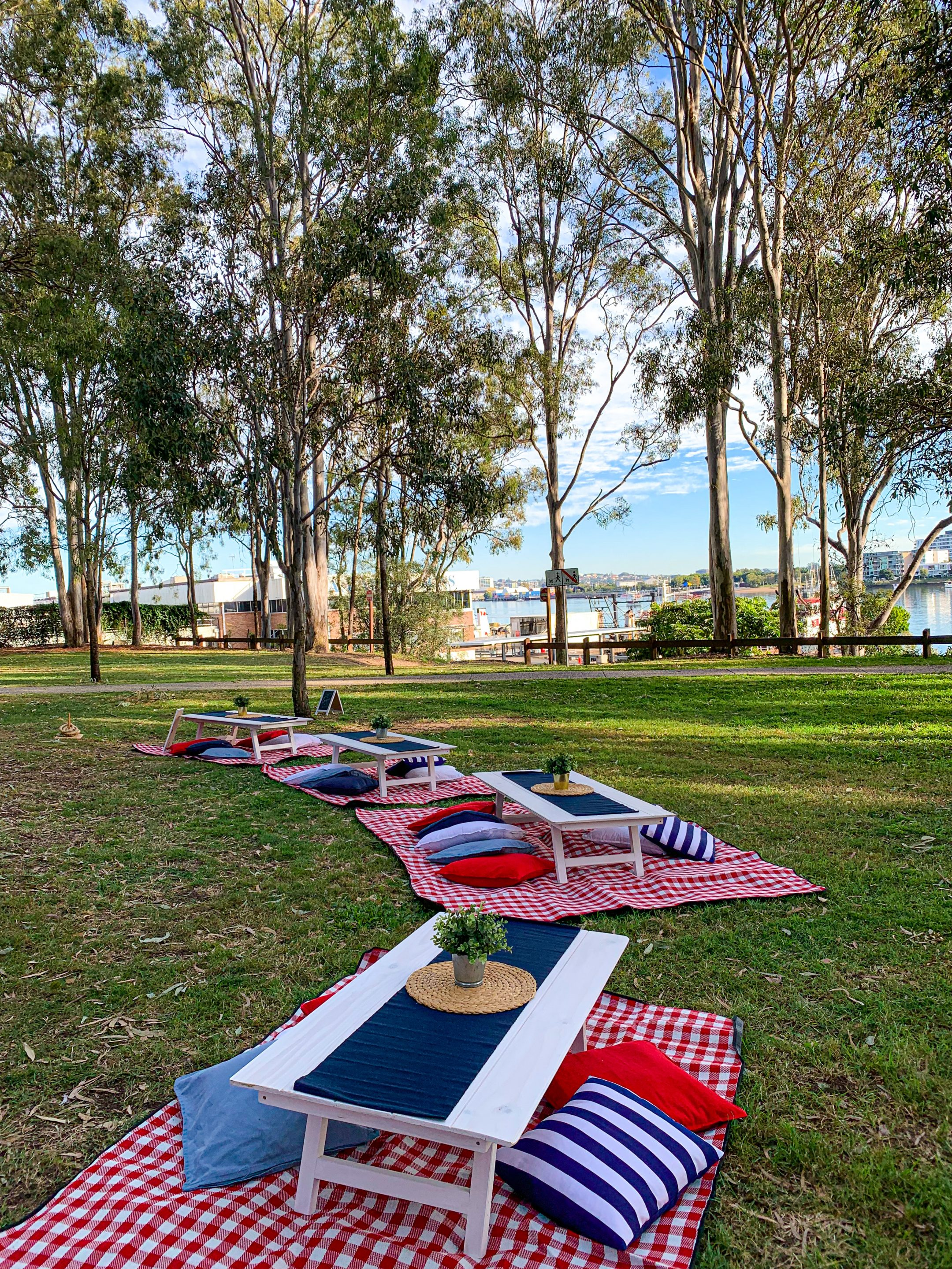 Traditional picnic package