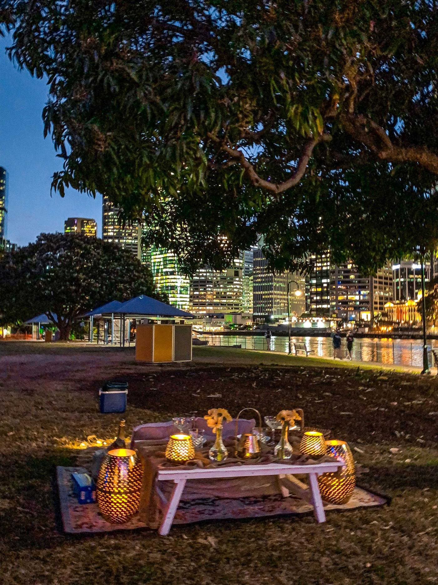 Date-Night-Picnics-Setup-Brisbane