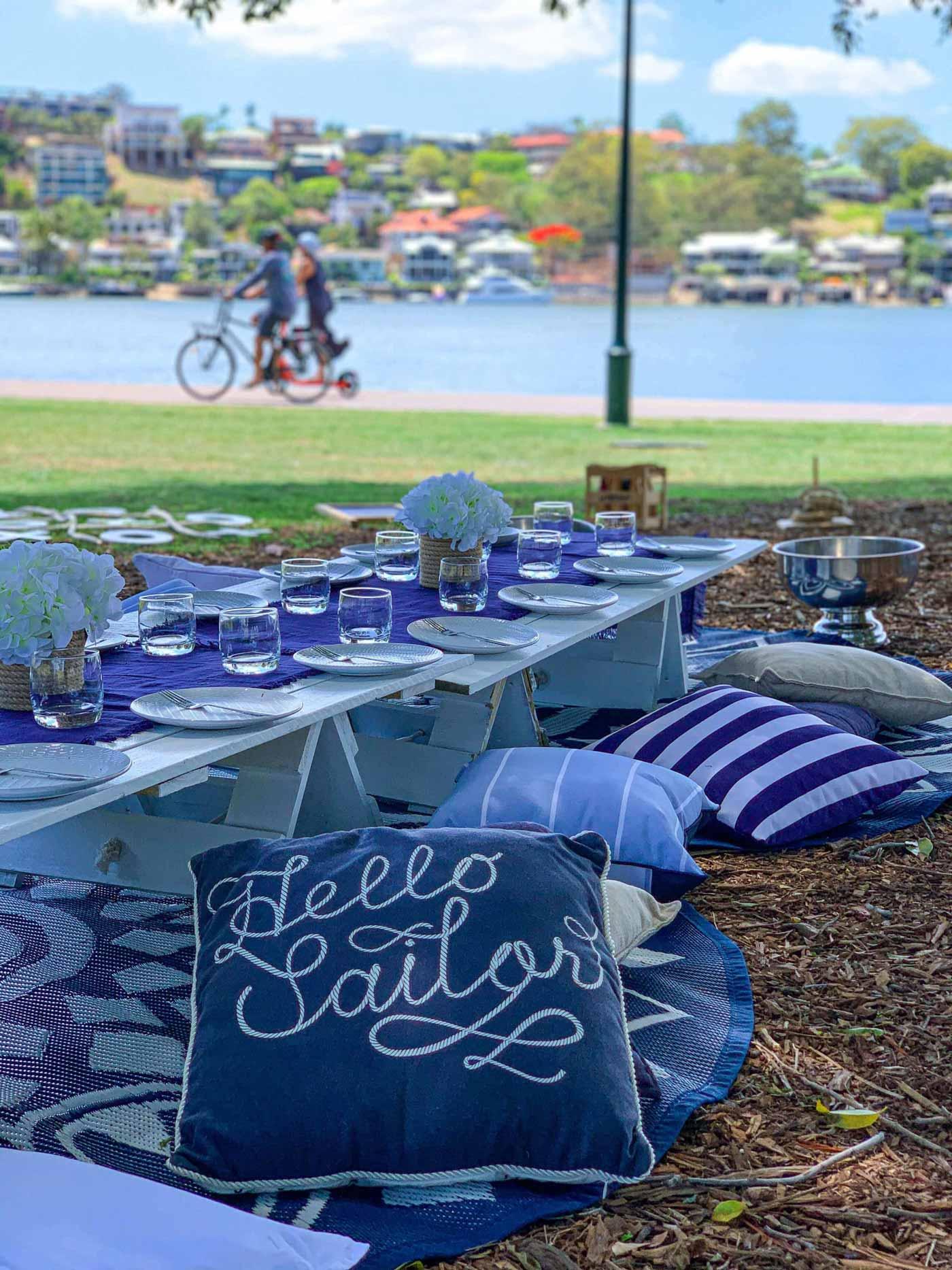 Hamptons-Picnic-Setup-Brisbane